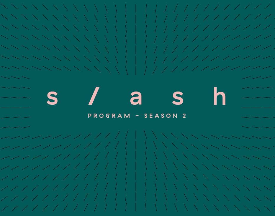 Slash Program – saison 2 : appel à candidatures
