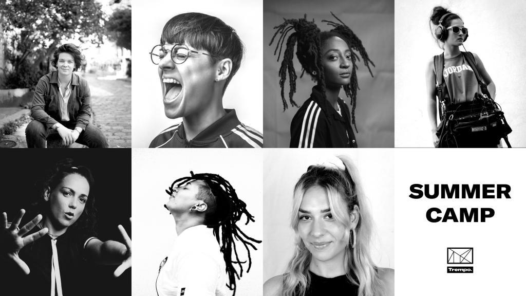 Productrice, journaliste, manageuse ou artiste: les sept intervenantes du Summer Camp