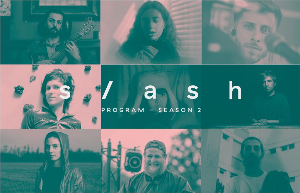 Slash Program – saison 2 : découvrez les 9 artistes sélectionné·es !