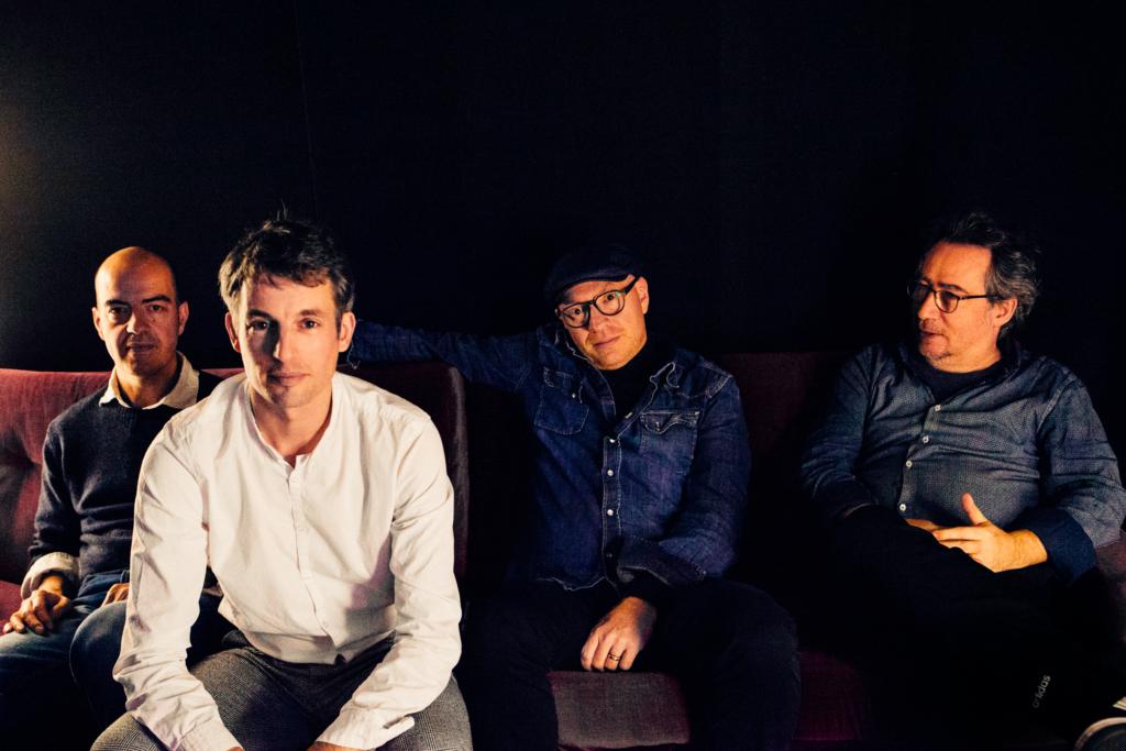 Gaëtan Nicot Quartet + Électroplume