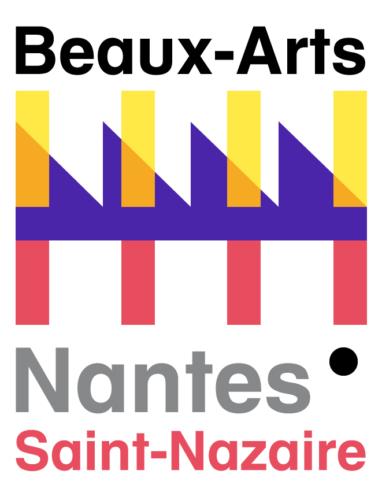 Logo Ecole des Beaux Arts Nantes Saint Nazaire