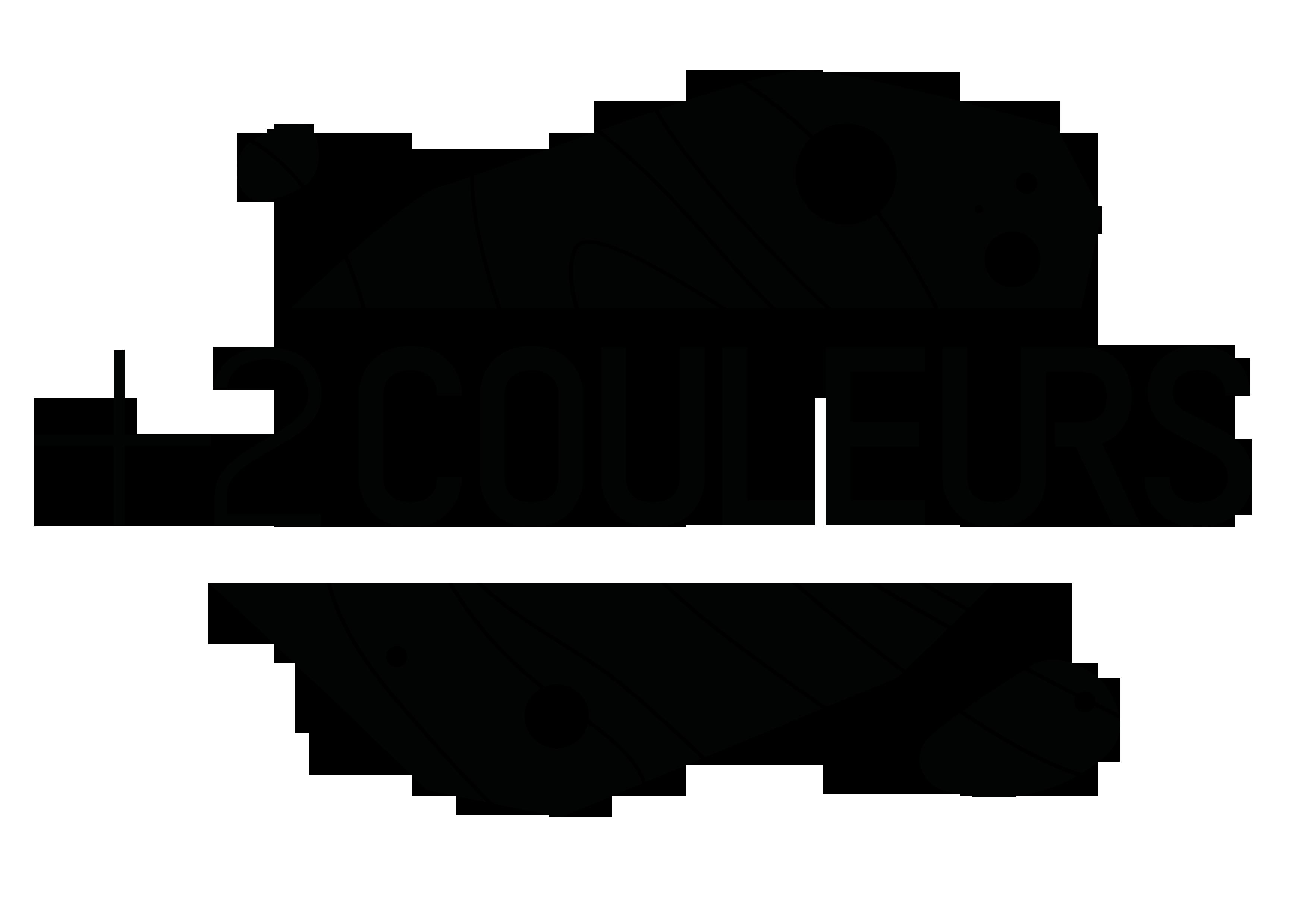 Logo de Plus de Couleurs