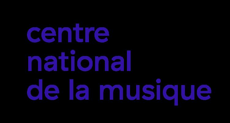 Logo Centre National de la Musique CNM