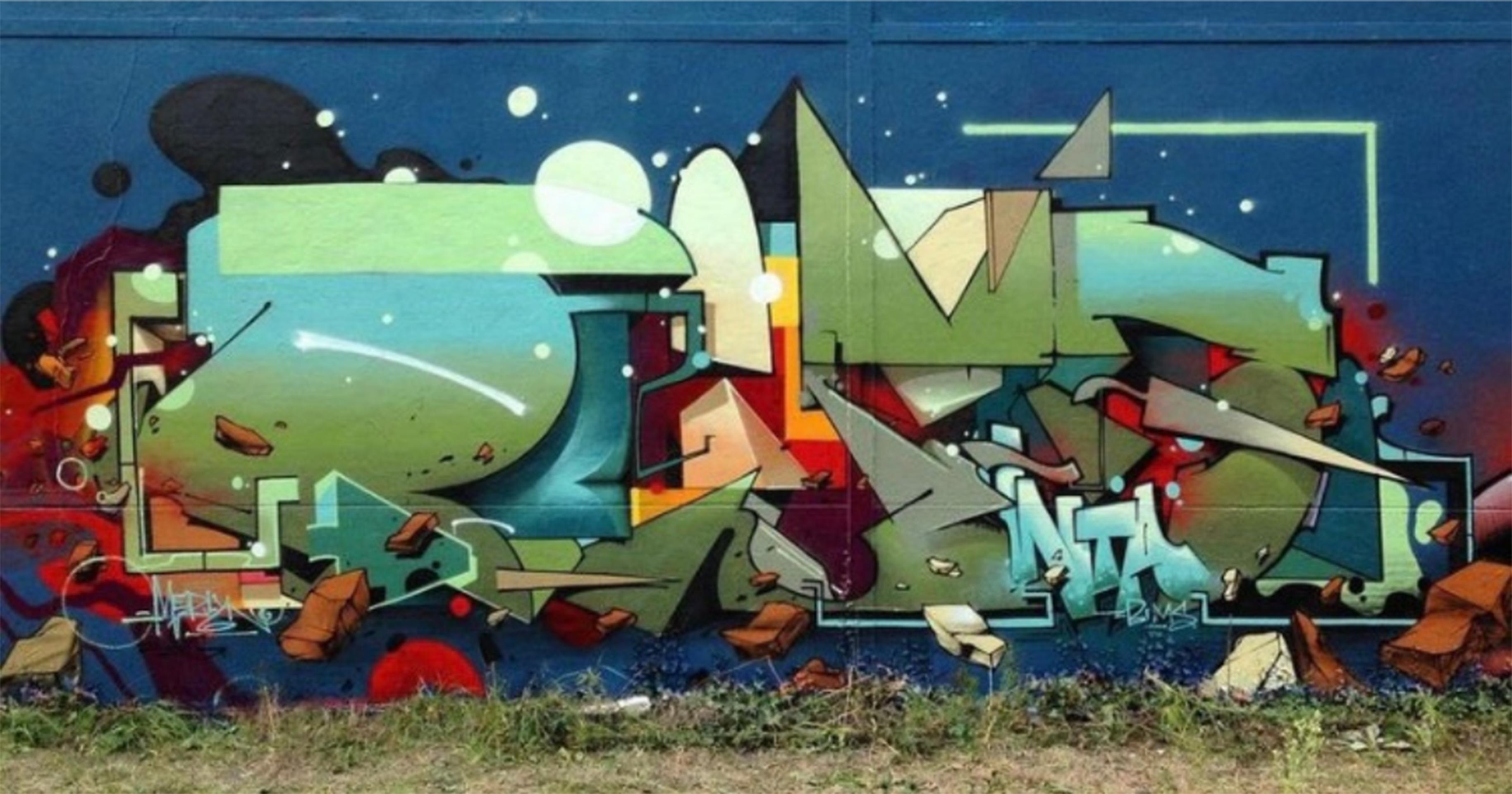 Le Mur Nantes / Soirée d'inauguration / Mix Two – DJ CLB & Puppa Dready