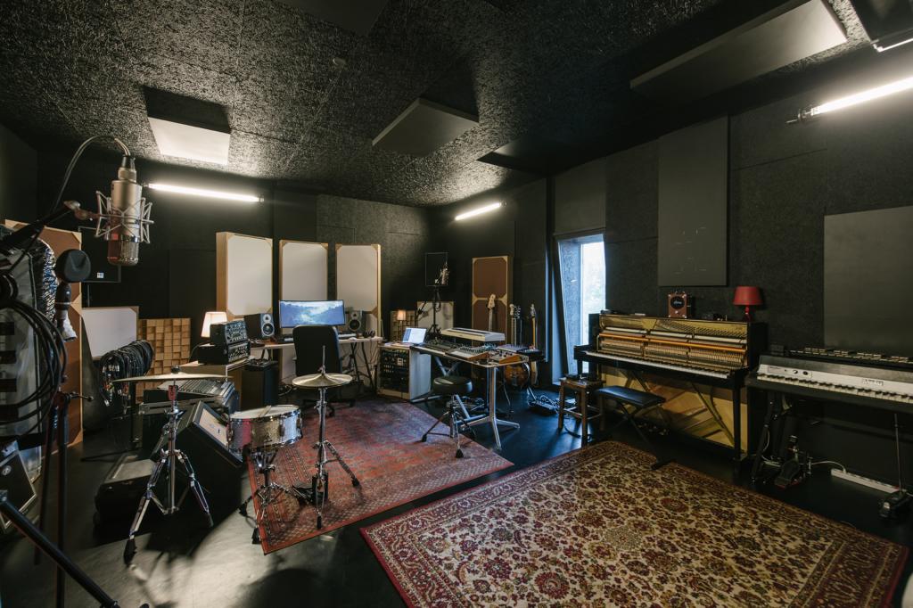 Studio résidence longue à Trempo