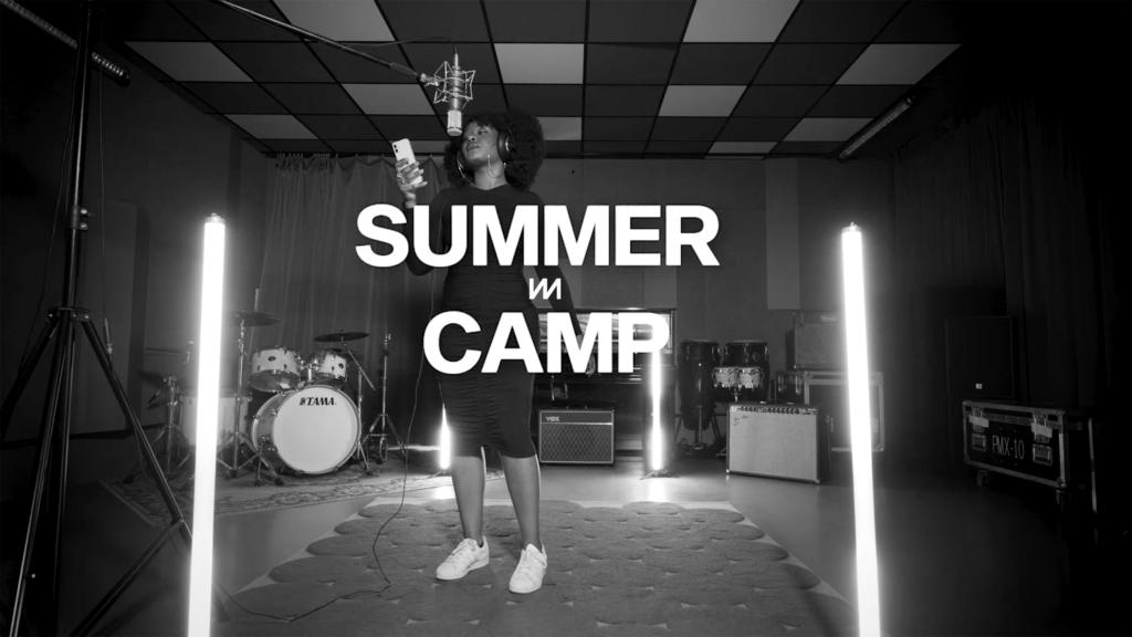 Summer Camp : les sessions vidéo des douze rappeuses