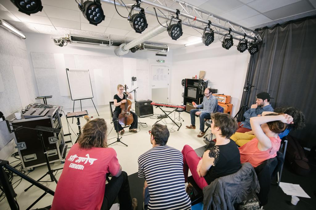 Droits à la formation : les aides de l'Adami pour les artistes interprètes